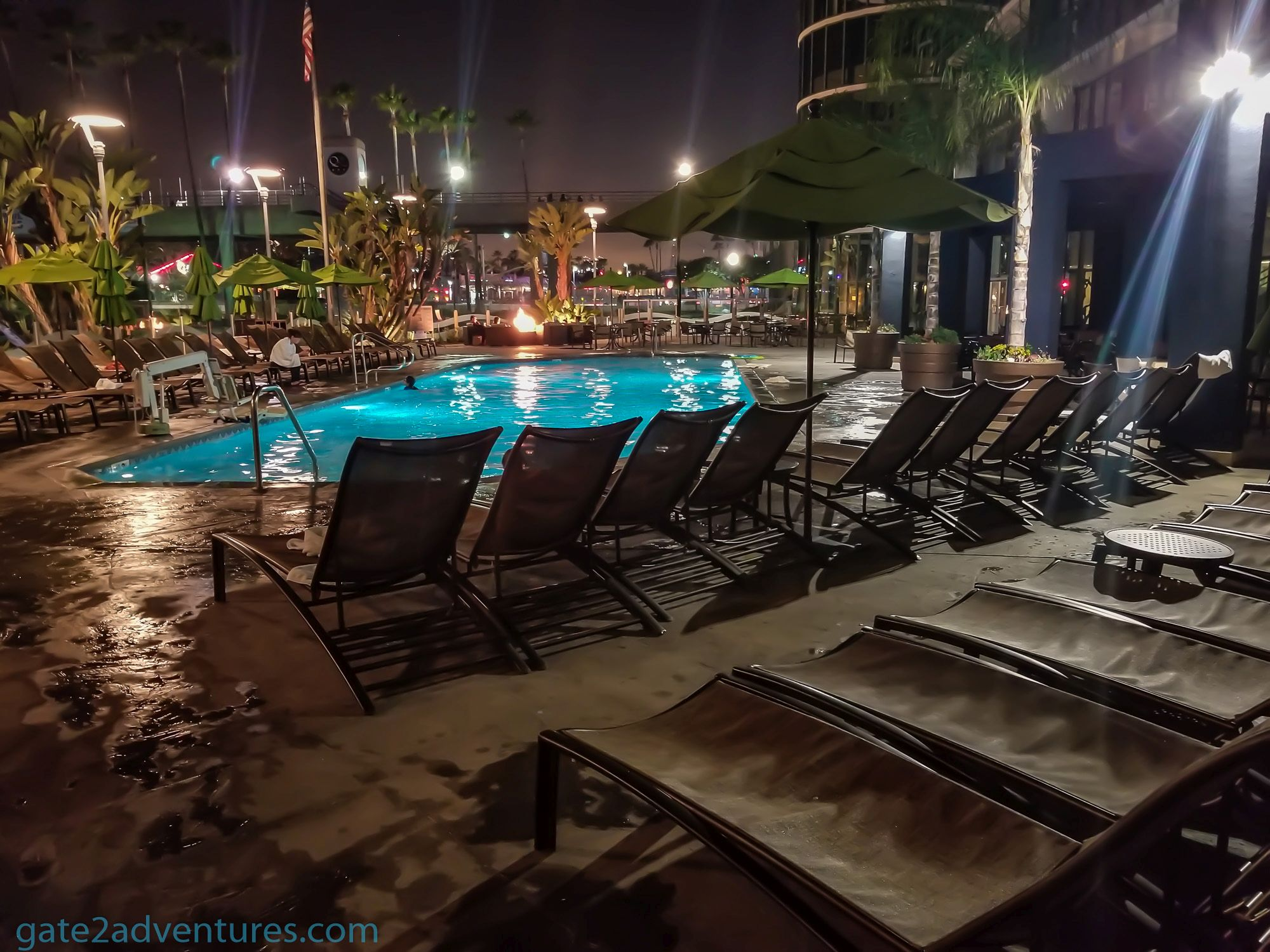 Hotel Review Hyatt Regency Long Beach California Gate