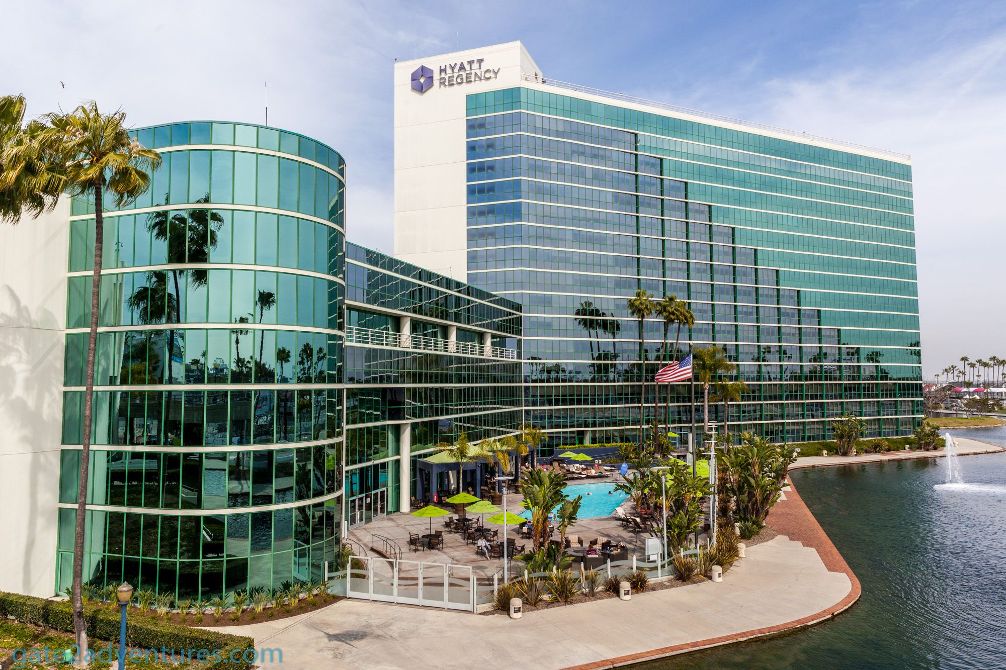 Hotel Review: Hyatt Regency Long Beach, California
