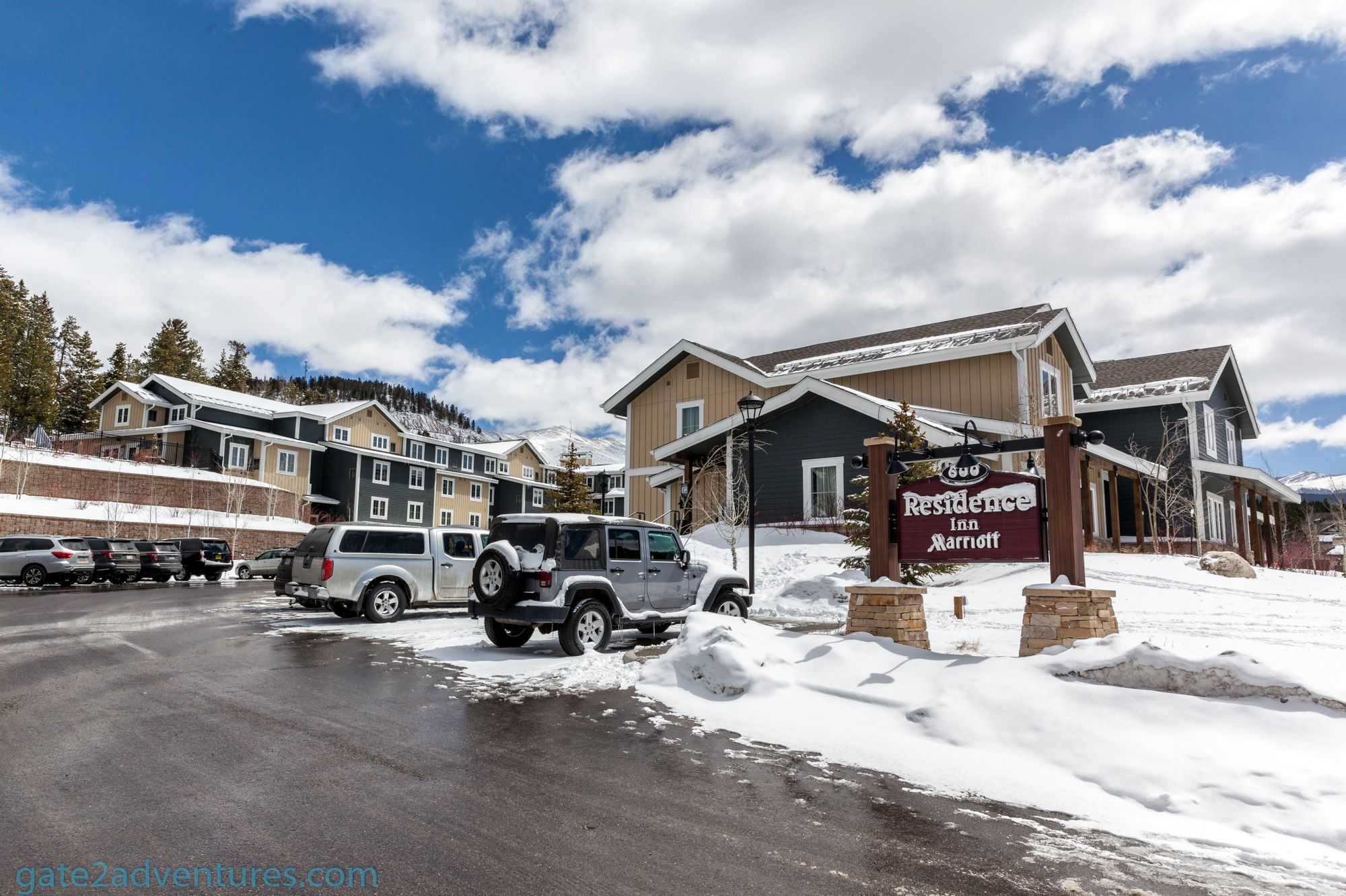 Hotel Review: Marriott Residence Inn Breckenridge