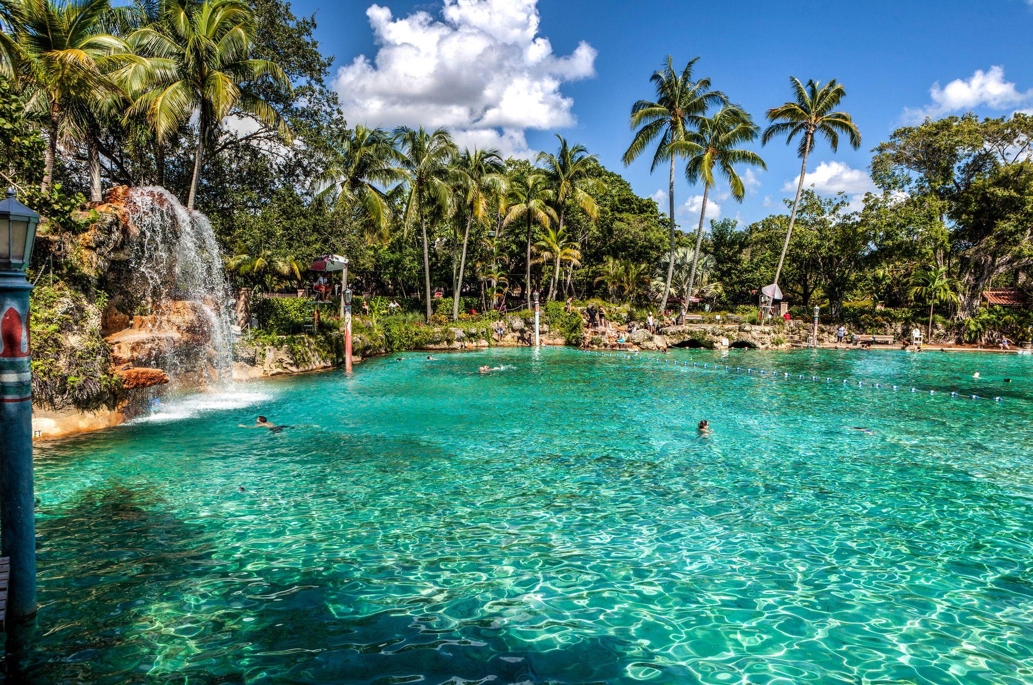 Photo of the Week: Venetian Pool Miami
