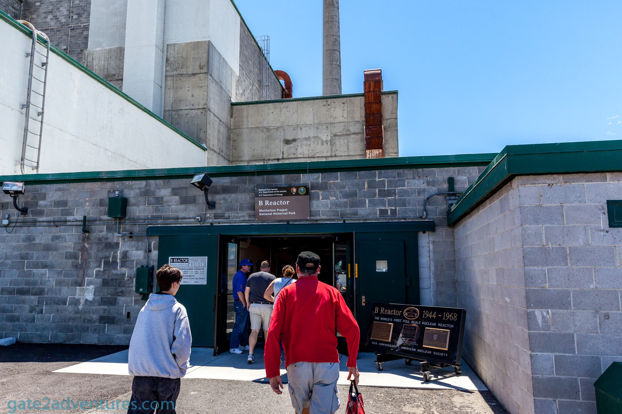 manhattan project national historical park the hanford