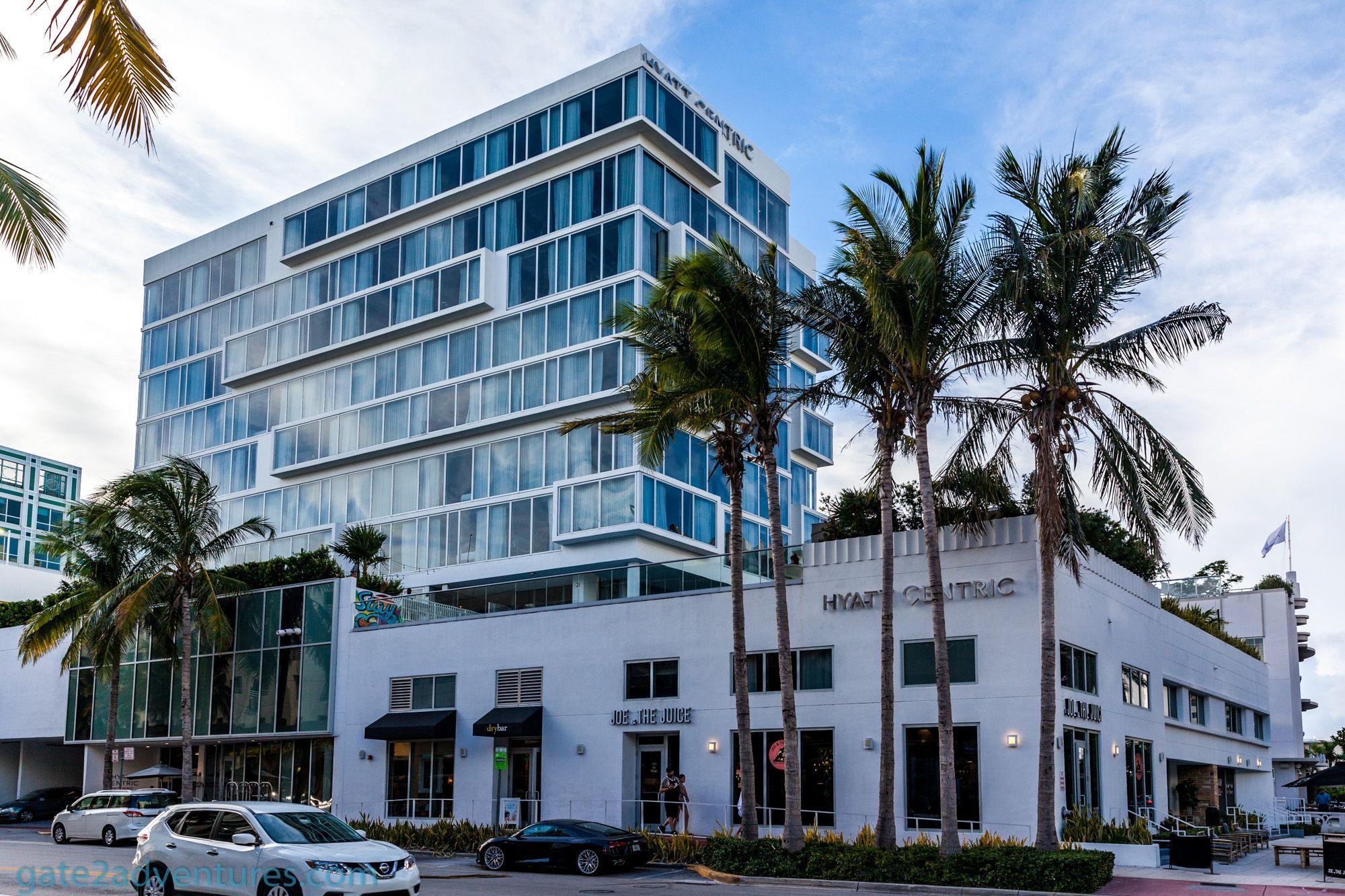 Hotel Review: Hyatt Centric South Beach Miami