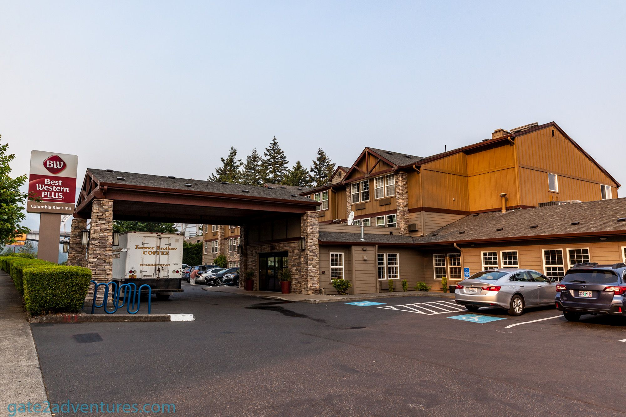 Hotel Review: Best Western Plus Columbia River Inn