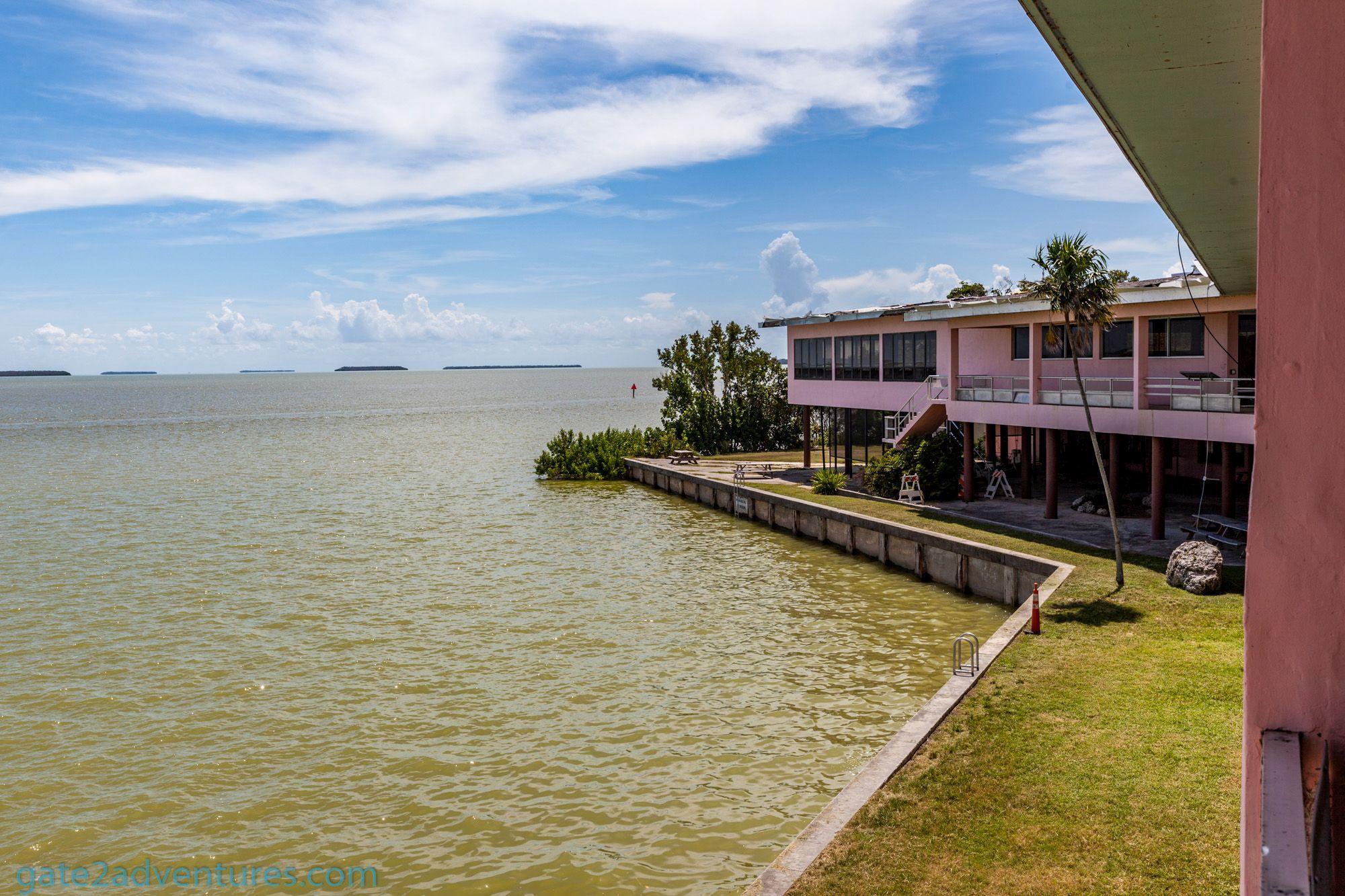 Everglades National Park: Flamingo Visitor Center Rehabilitation