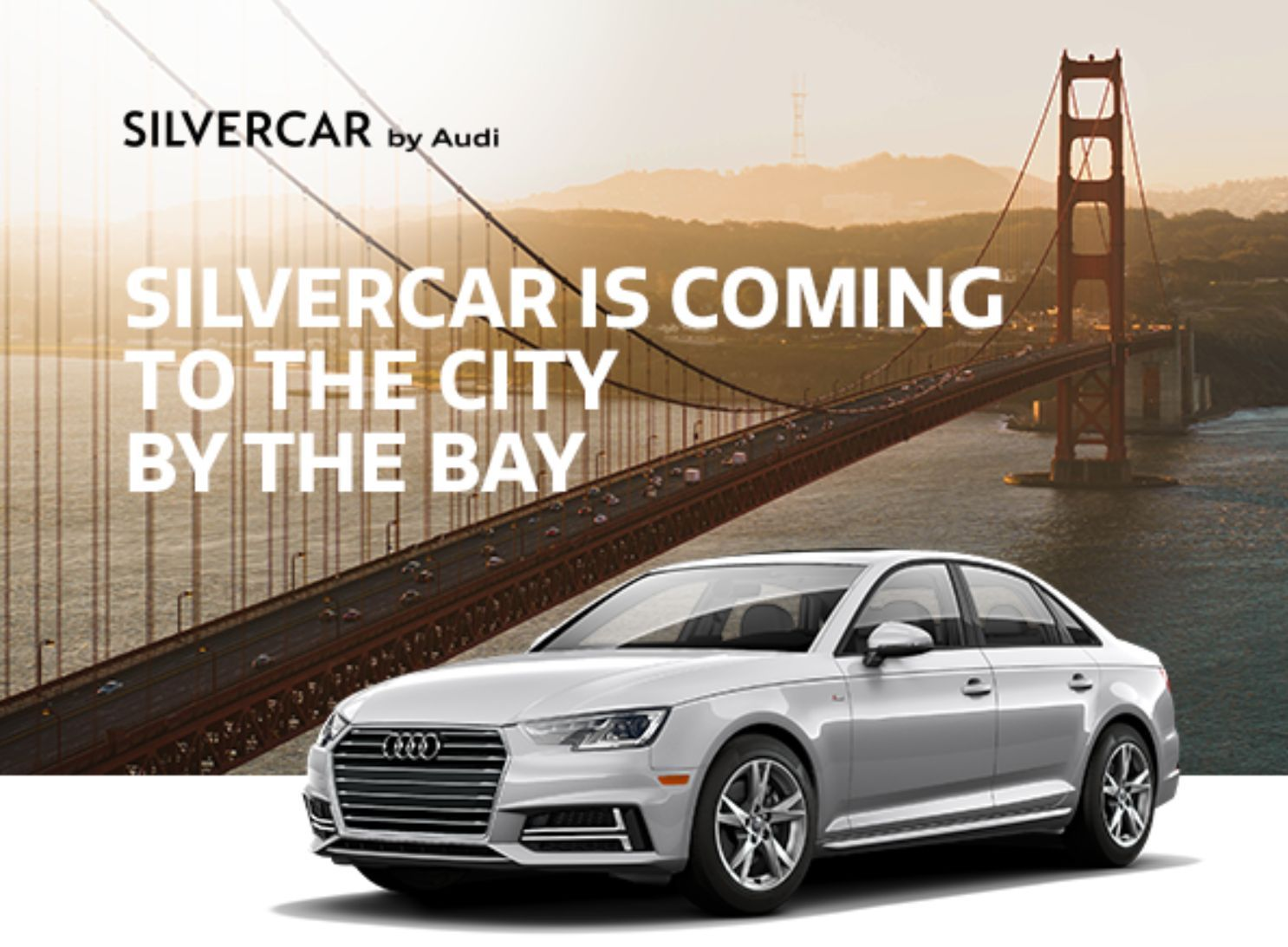 Silvercar Is Coming To Downtown San Francisco