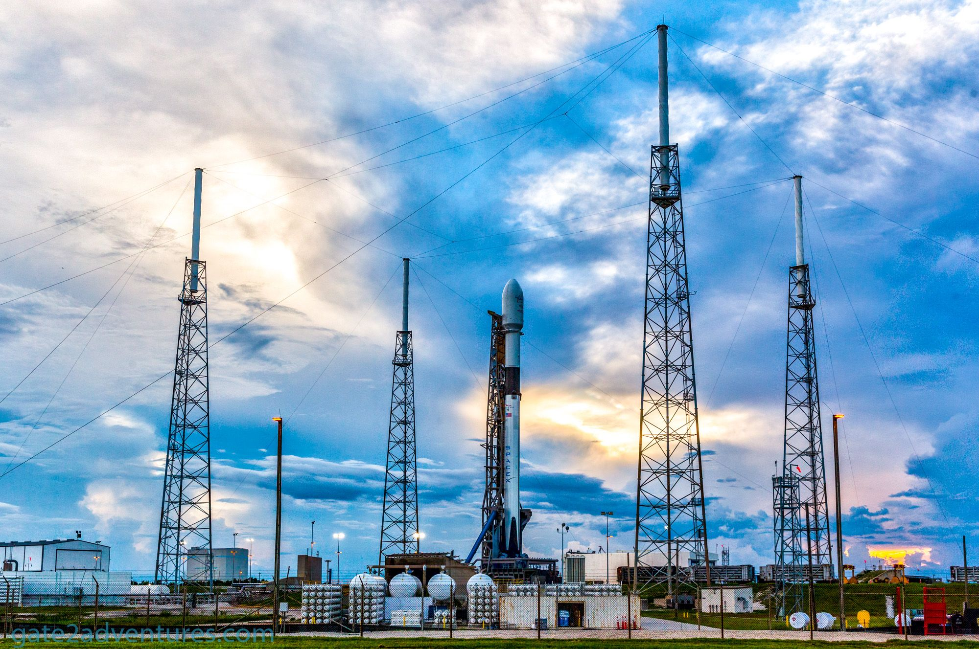 Another Successful Launch for SpaceX – Telstar 18 Vantage