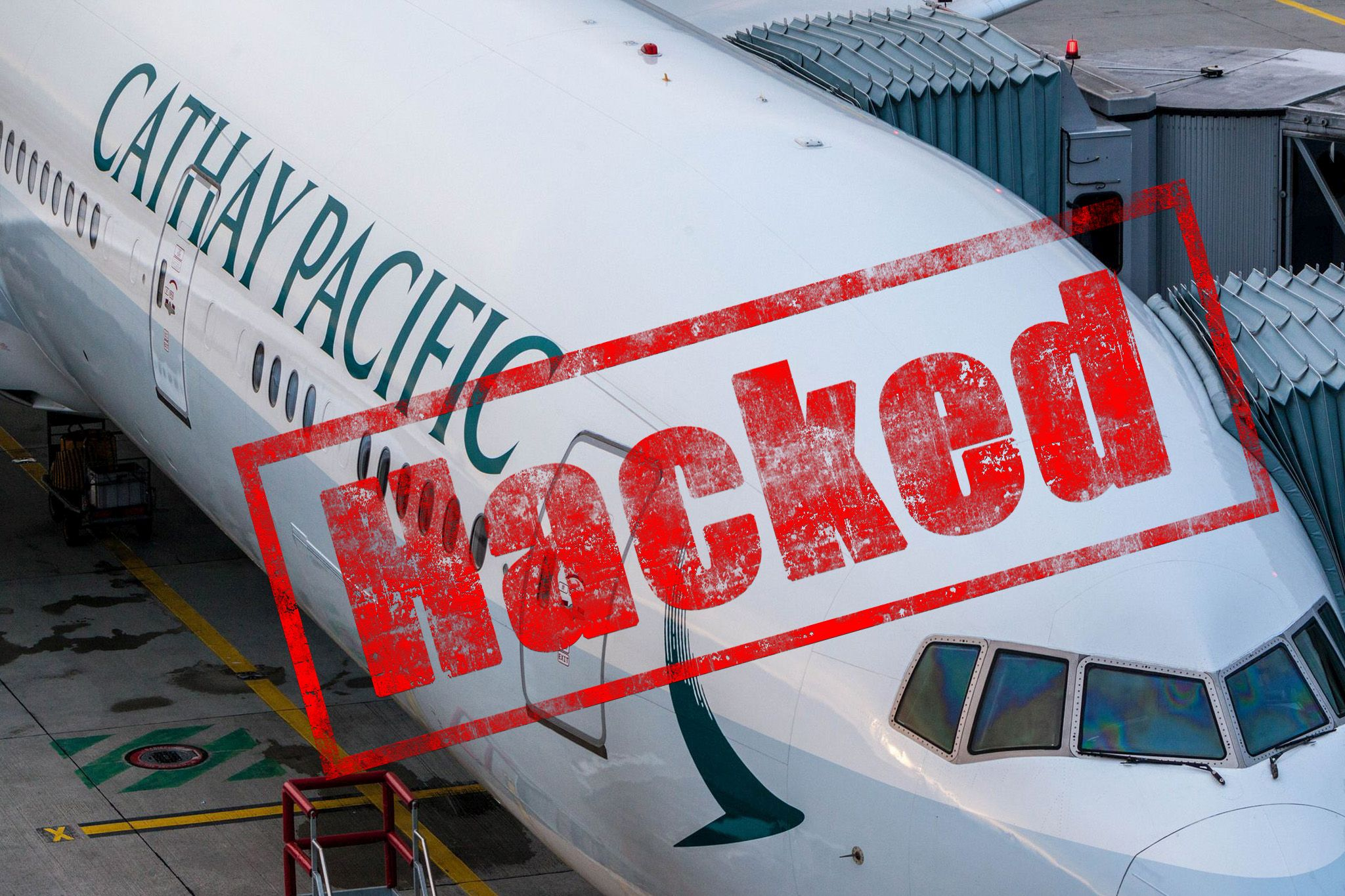 Cathay Pacific Got Hacked Earlier This Year…