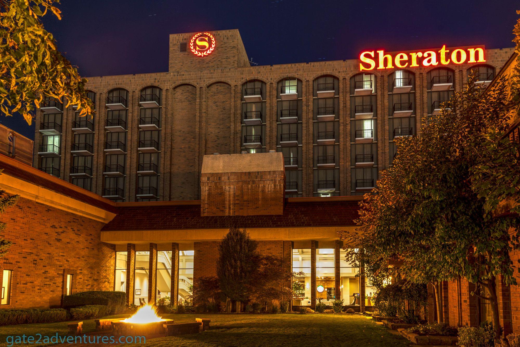 Sheraton Salt Lake City Hotel