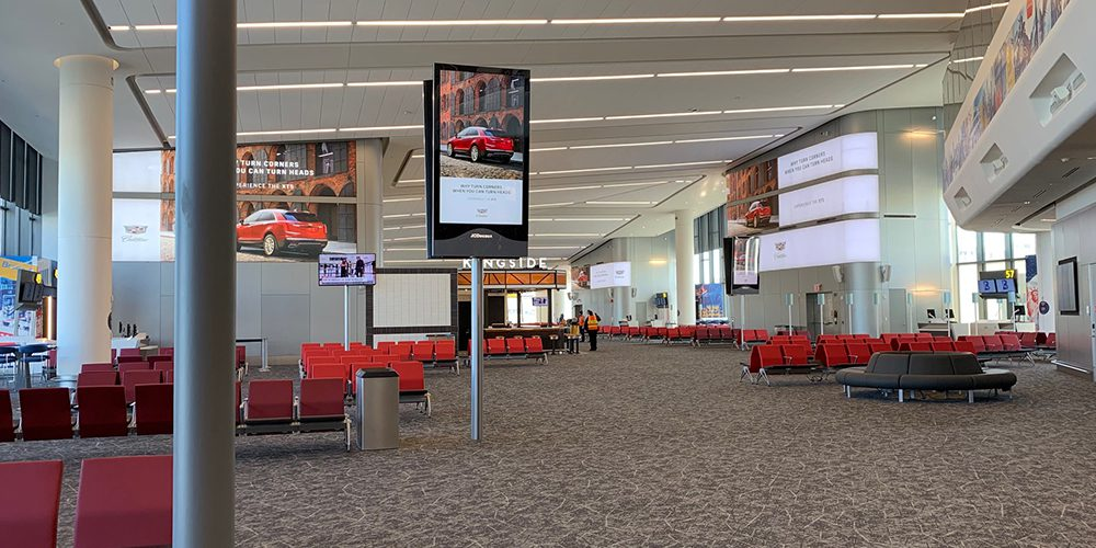 LGA Terminal B New Concourse